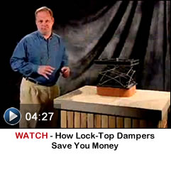 Lock-Top Damper Video