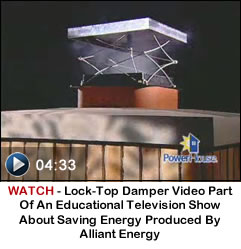 Lock-Top Damper Powerhouse Video